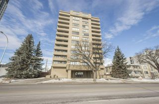Main Photo: PH06 8340 JASPER Avenue in Edmonton: Zone 09 Condo for sale : MLS®# E4128857