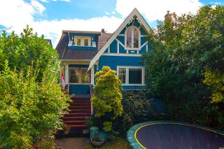 Main Photo: 3642 W 22ND Avenue in Vancouver: Dunbar House for sale (Vancouver West)  : MLS®# R2318929