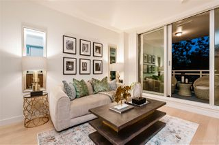 "Main Photo: 204 1635 W 3RD Avenue in Vancouver: False Creek Condo for sale in ""Lumen"" (Vancouver West)  : MLS®# R2320811"