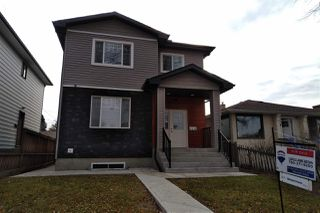 Main Photo:  in Edmonton: Zone 17 House for sale : MLS®# E4134992