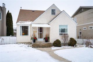 Photo 1: 147 Braemar Avenue in Winnipeg: Norwood Residential for sale (2B)  : MLS®# 1829317
