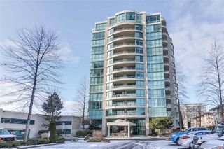 "Main Photo: 509 8871 LANSDOWNE Road in Richmond: Brighouse Condo for sale in ""CENTRE POINTE"" : MLS®# R2339108"