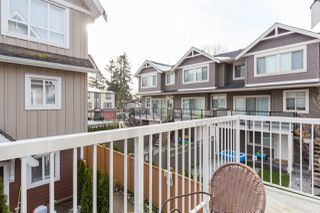 """Photo 18: 502 1661 FRASER Avenue in Port Coquitlam: Glenwood PQ Townhouse for sale in """"Brimley Mews"""" : MLS®# R2340720"""