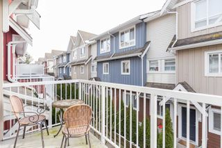 """Photo 19: 502 1661 FRASER Avenue in Port Coquitlam: Glenwood PQ Townhouse for sale in """"Brimley Mews"""" : MLS®# R2340720"""
