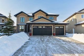 Main Photo: 5205 MULLEN Crest in Edmonton: Zone 14 House for sale : MLS®# E4144409