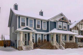 Main Photo: 2313 Aspen Trail: Sherwood Park House Half Duplex for sale : MLS®# E4144613