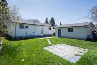 Photo 18: 357 Harold Avenue East in Winnipeg: East Transcona Residential for sale (3M)  : MLS®# 1905882