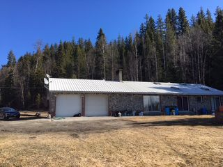 Main Photo: 4432 SUSAG Road in Quesnel: Quesnel - Rural North House for sale (Quesnel (Zone 28))  : MLS®# R2356157