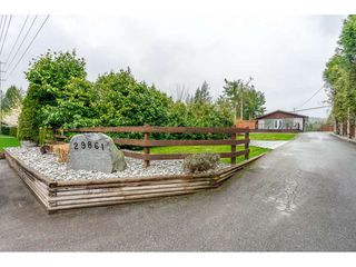 Main Photo: 29861 DEWDNEY TRUNK Road in Mission: Stave Falls House for sale : MLS®# R2357825