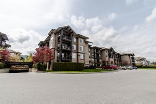 "Main Photo: 424 12258 224 Street in Maple Ridge: East Central Condo for sale in ""STONEGATE"" : MLS®# R2358617"