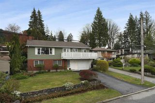 Main Photo: 4764 CEDARCREST Avenue in North Vancouver: Canyon Heights NV House for sale : MLS®# R2360674