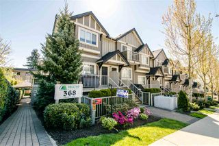 Main Photo: 223 368 ELLESMERE Avenue in Burnaby: Capitol Hill BN Townhouse for sale (Burnaby North)  : MLS®# R2361906