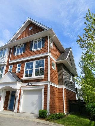 "Photo 1: 26 14905 60 Avenue in Surrey: Sullivan Station Townhouse for sale in ""The Grove at Cambridge"" : MLS®# R2365342"