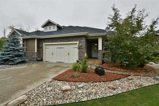 Photo 1: #346 51101 Range Road 222: Rural Strathcona County House Half Duplex for sale : MLS®# E4156685