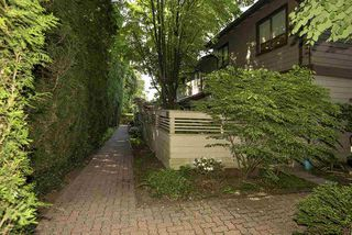 "Photo 17: 3949 ARBUTUS Street in Vancouver: Quilchena Townhouse for sale in ""ARBUTUS VILLAGE"" (Vancouver West)  : MLS®# R2375476"