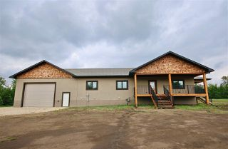 Main Photo: #10 241034 Twp Rd 474: Rural Wetaskiwin County House for sale : MLS®# E4161100