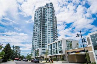 """Photo 1: 905 570 EMERSON Street in Coquitlam: Coquitlam West Condo for sale in """"UPTOWN 2"""" : MLS®# R2380327"""