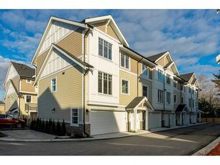 "Photo 1: 14 7056 192 Street in Surrey: Clayton Townhouse for sale in ""Boxwood"" (Cloverdale)  : MLS®# R2417383"