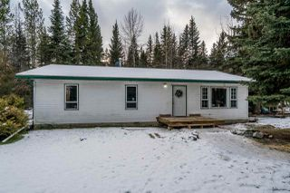 Photo 1: 16015 WRIGHT CREEK Road in Prince George: Hobby Ranches House for sale (PG Rural North (Zone 76))  : MLS®# R2421925
