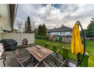 "Photo 18: 60 15860 82 Avenue in Surrey: Fleetwood Tynehead Townhouse for sale in ""Oaktree"" : MLS®# R2424519"
