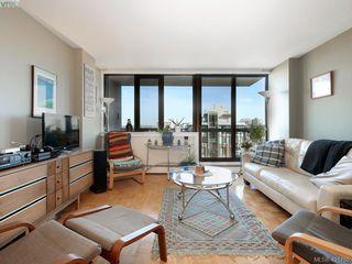 Photo 4: 803 647 Michigan Street in VICTORIA: Vi James Bay Condo Apartment for sale (Victoria)  : MLS®# 421755