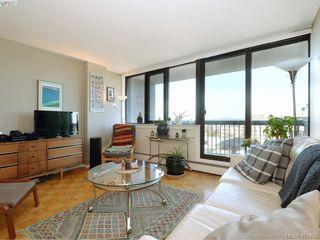 Photo 2: 803 647 Michigan Street in VICTORIA: Vi James Bay Condo Apartment for sale (Victoria)  : MLS®# 421755
