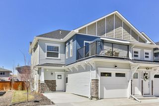 Photo 2: 104 115 SAGEWOOD Drive SW: Airdrie Row/Townhouse for sale : MLS®# C4294487