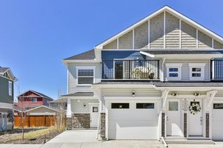 Photo 1: 104 115 SAGEWOOD Drive SW: Airdrie Row/Townhouse for sale : MLS®# C4294487