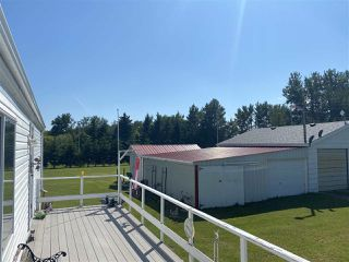 Photo 5: 60 Buskmose Dr: Rural Wetaskiwin County Manufactured Home for sale : MLS®# E4208216