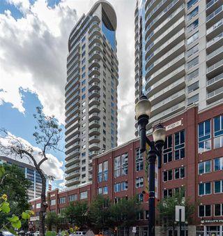 Photo 1: 1104 10152 104 Street in Edmonton: Zone 12 Condo for sale : MLS®# E4209733