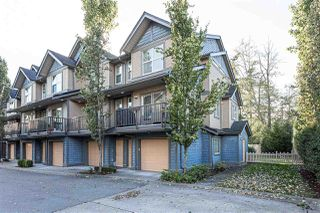 "Main Photo: 22 7121 192 Street in Surrey: Clayton Townhouse for sale in ""Allegro"" (Cloverdale)  : MLS®# R2510383"