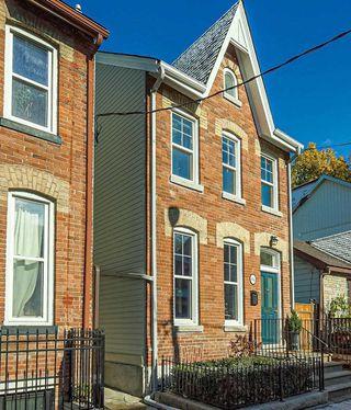 Photo 1: 68 Allen Avenue in Toronto: South Riverdale House (2 1/2 Storey) for sale (Toronto E01)  : MLS®# E4976309