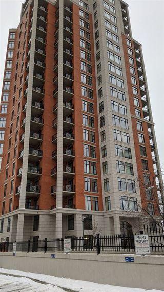 Photo 1: 1107 9020 JASPER Avenue in Edmonton: Zone 13 Condo for sale : MLS®# E4221448