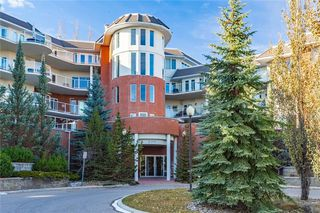 Main Photo: 206 200 Patina Court SW in Calgary: Patterson Apartment for sale : MLS®# A1054467