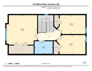 Photo 32: 913 Wilson Way: Canmore Detached for sale : MLS®# A1060157