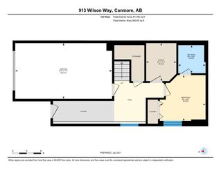 Photo 30: 913 Wilson Way: Canmore Detached for sale : MLS®# A1060157