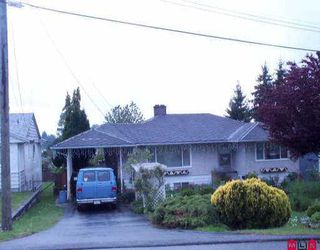 "Photo 1: 11121 BOLIVAR CR in Surrey: Bolivar Heights House for sale in ""BOLIVAR HEIGHTS"" (North Surrey)  : MLS®# F2511650"