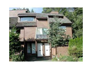 Photo 1: 3331 MOUNTAIN Highway in North Vancouver: Lynn Valley Townhouse for sale : MLS®# V871163