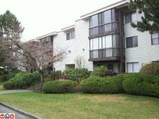Photo 1: 109 1555 FIR Street: White Rock Condo for sale (South Surrey White Rock)  : MLS®# F1106750