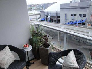 """Photo 3: 1207 689 ABBOTT Street in Vancouver: Downtown VW Condo for sale in """"ESPANA"""" (Vancouver West)  : MLS®# V890545"""