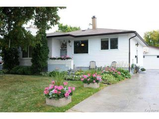 Photo 1: 10 Alcott Street in WINNIPEG: Westwood / Crestview Residential for sale (West Winnipeg)  : MLS®# 1321216