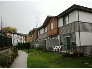 "Photo 12: 62 34248 KING Road in Abbotsford: Poplar Townhouse for sale in ""The Argyle"" : MLS®# F1325093"