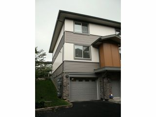 "Photo 1: 62 34248 KING Road in Abbotsford: Poplar Townhouse for sale in ""The Argyle"" : MLS®# F1325093"