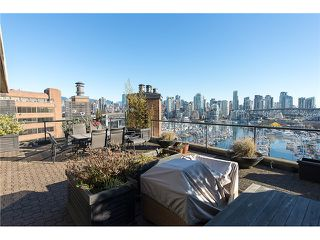"Photo 5: 911 1450 PENNYFARTHING Drive in Vancouver: False Creek Condo for sale in ""HARBOUR COVE"" (Vancouver West)  : MLS®# V1045664"
