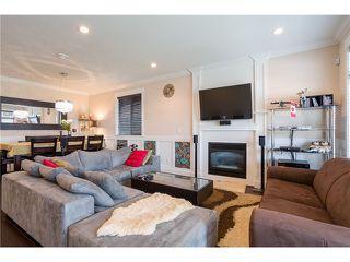 Photo 3: 318 BURNS Street in Coquitlam: Coquitlam West 1/2 Duplex for sale : MLS®# V1046054