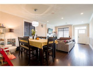 Photo 6: 318 BURNS Street in Coquitlam: Coquitlam West 1/2 Duplex for sale : MLS®# V1046054