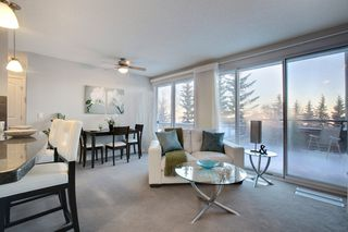 Photo 2: 6 305 VILLAGE Mews SW in CALGARY: Prominence_Patterson Condo for sale (Calgary)  : MLS®# C3599226