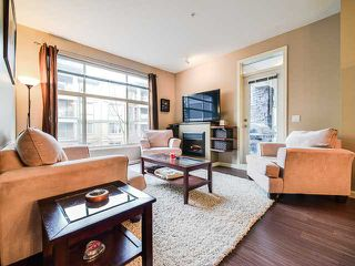 "Photo 1: 208 2477 KELLY Avenue in Port Coquitlam: Central Pt Coquitlam Condo for sale in ""South Verde"" : MLS®# V1049022"