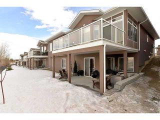 Photo 20: 85 RIVER HEIGHTS View: Cochrane Residential Attached for sale : MLS®# C3603974