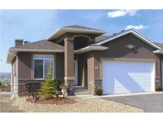 Photo 1: 85 RIVER HEIGHTS View: Cochrane Residential Attached for sale : MLS®# C3603974